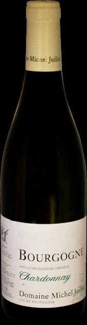 Domaine Michel Juillot bottle of Bourgogne White