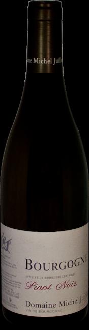 Domaine Michel Juillot bouteille de Bourgogne Rouge Pinot Noir