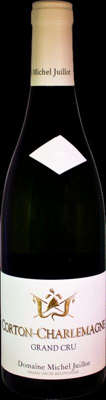 Domaine Michel Juillot bouteille de Crémant de Bourgogne Blanc de blancs