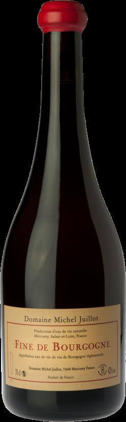 Domaine Michel Juillot bouteille de Fine de Bourgogne