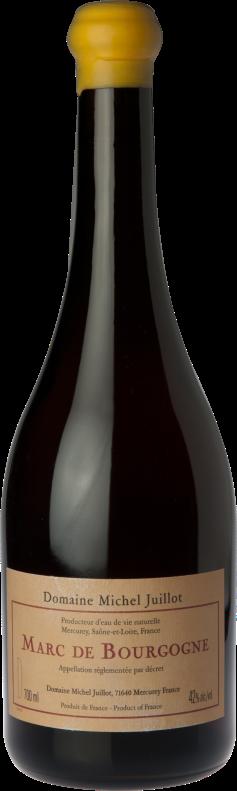 Domaine Michel Juillot bouteille de Marc de Bourgogne