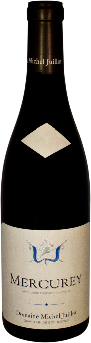 Domaine Michel Juillot bottle of Mercurey Red