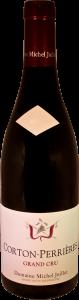 Photo de la bouteille de Corton Perrières Grand Cru du Domaine Michel Juillot