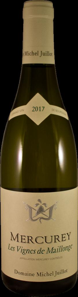 Mercurey Blanc Les Vignes de Maillonge 2017